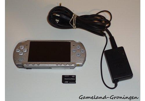 PSP Slim & Lite with Memorystick (Silver)