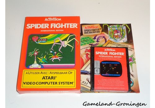 Spider Fighter (Complete)