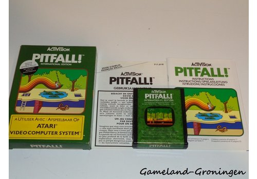 Pitfall! (Complete)