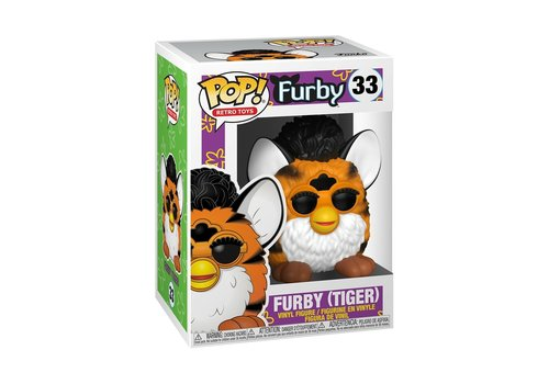 Hasbro POP! Tiger Furby