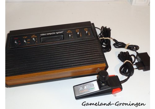Atari 2600 6 Button met Controller & Bedrading (Woody)