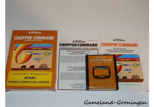 Chopper Command (Complete)