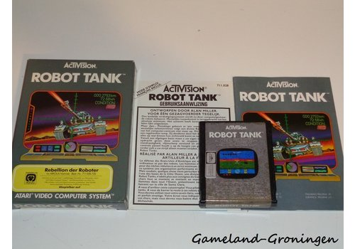 Robot Tank (Compleet)