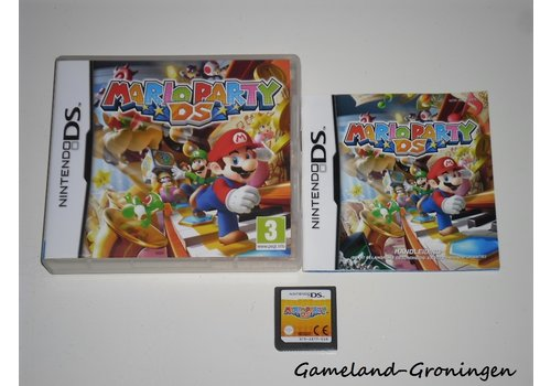 Mario Party DS (Compleet, HOL)