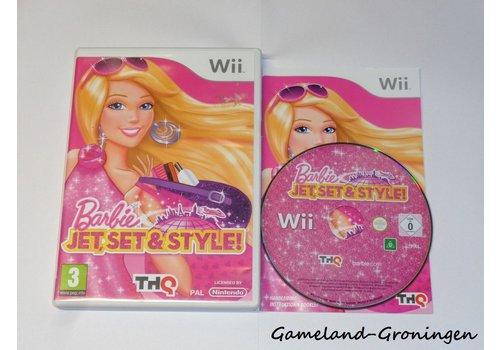 Barbie Jet, Set & Style! (Complete)