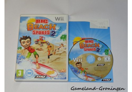 Big Beach Sports 2 (Compleet)