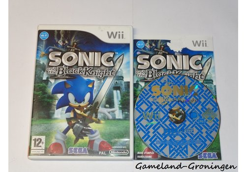 Sonic and the Black Knight (Compleet)