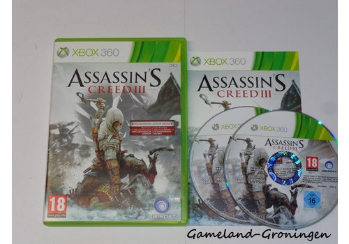 Assassin's Creed III (Compleet)
