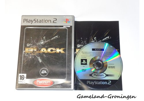 Black (Compleet, Platinum)