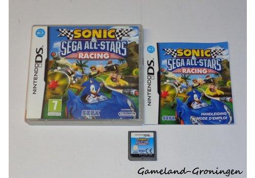 Sonic & Sega All-Stars Racing (Compleet, FAH)