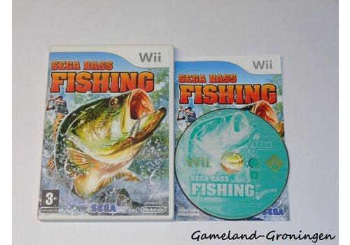 Sega Bass Fishing (Compleet)