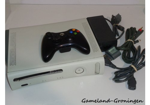 Xbox 360 20GB  with Controller & Wiring