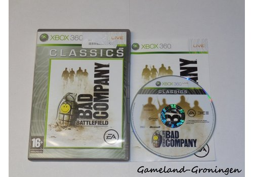 Battlefield Bad Company (Compleet, Classics)