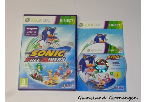 Sonic Free Riders (Compleet)