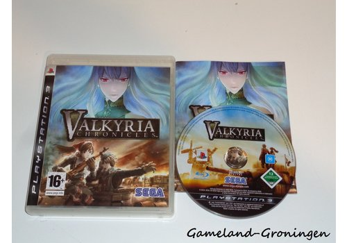 Valkyria Chronicles (Compleet)