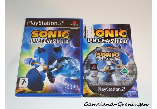 Sonic Unleashed (Compleet)