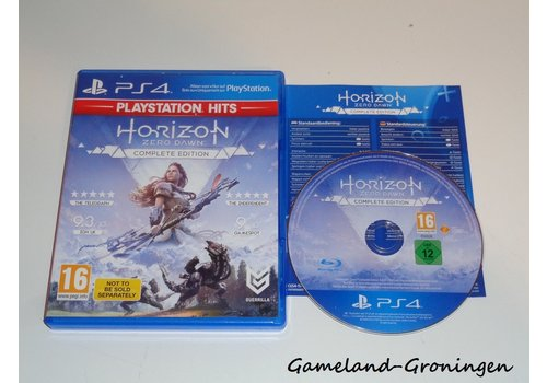 Horizon Zero Dawn Complete Edition (Compleet, PlayStation Hits)