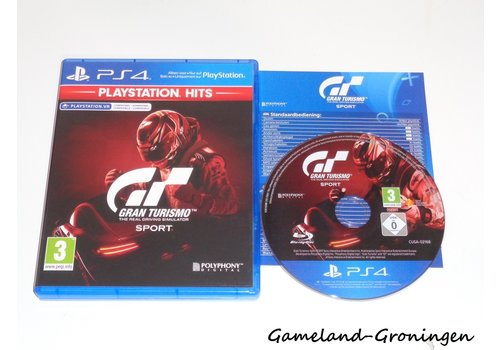 Gran Turismo Sport (Complete, PlayStation Hits)