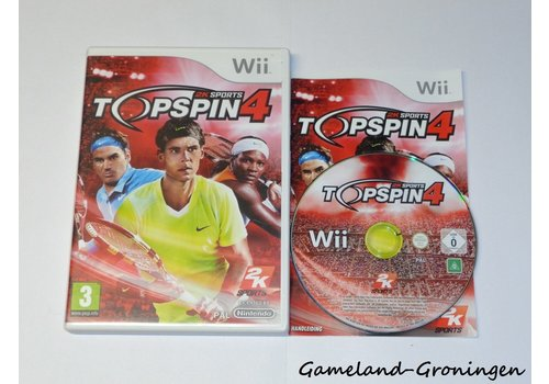 Top Spin 4 (Compleet, HOL)