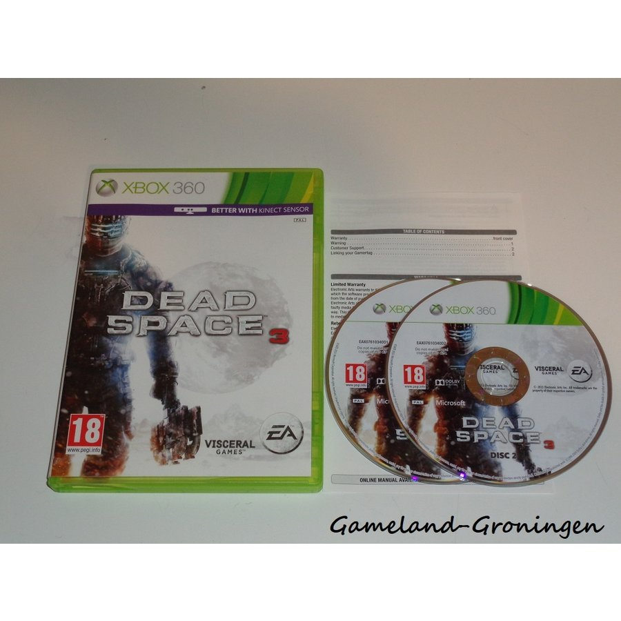 Dead Space 3 (Compleet)