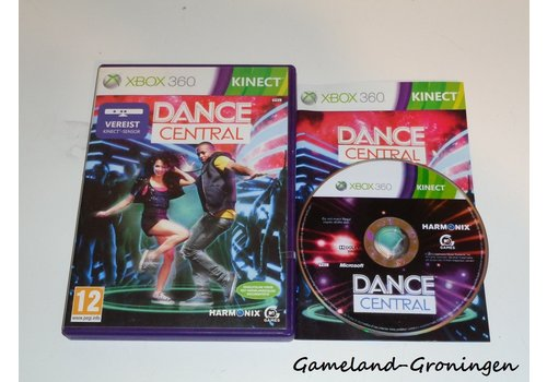 Dance Central (Complete)