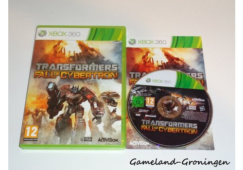Transformers Fall of Cybertron (Compleet)
