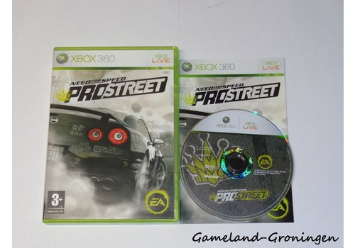 Need for Speed Pro Street (Complete)