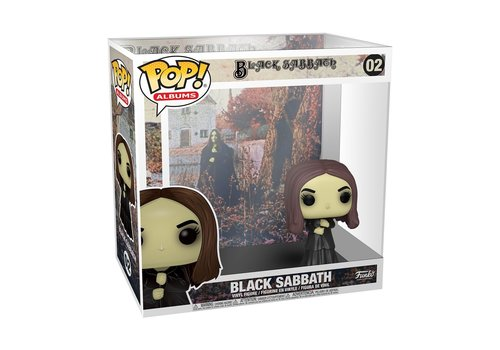 Albums POP! - Black Sabbath