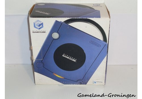 Nintendo GameCube with Controller & Wiring (Boxed)