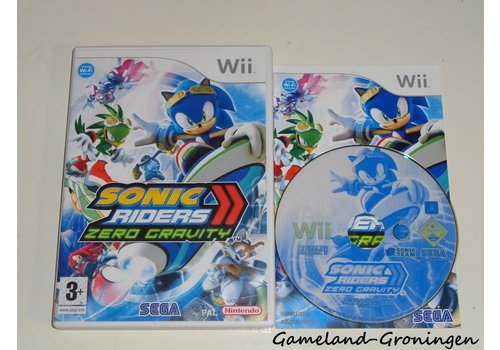Sonic Riders Zero Gravity (Compleet)