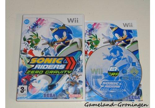 Sonic Riders Zero Gravity (Complete)