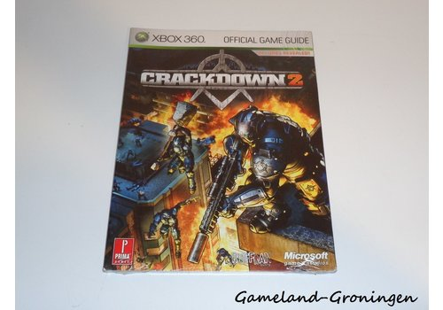 Crackdown 2 (Strategy Guide)