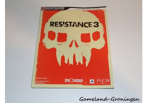 Resistance 3 (Strategy Guide)