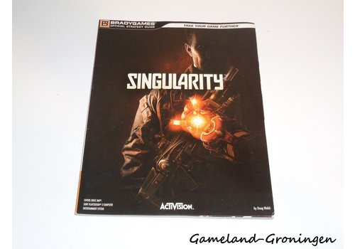 Singularity (Strategy Guide)