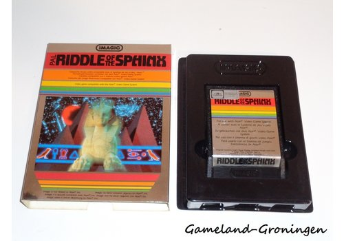 Riddle of the Sphinx (Boxed)