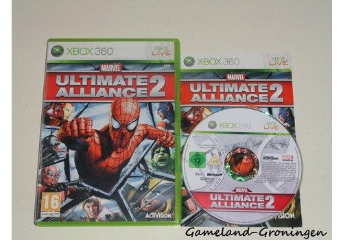 Marvel Ultimate Alliance 2 (Compleet)