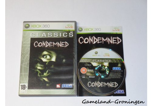 Condemned (Compleet, Classics)