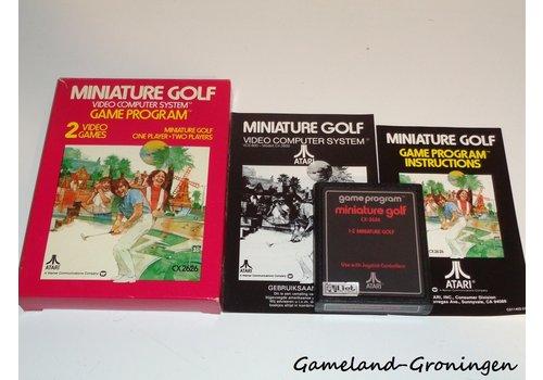 Miniature Golf (Compleet)