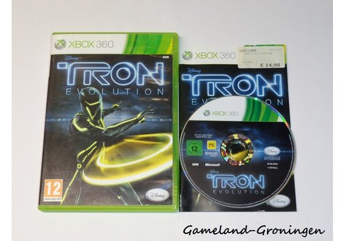 Disney's Tron Evolution (Compleet)