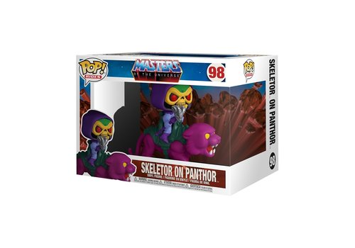 Masters of the Universe POP! - Skeletor on Panthor