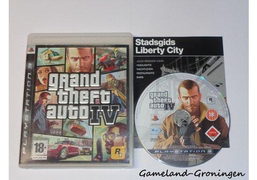 Grand Theft Auto IV (GTA) (Compleet)