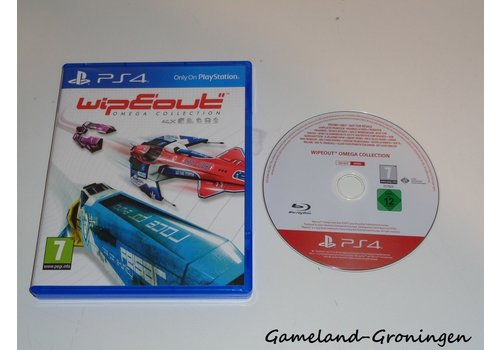 WipEout Omega Collection (Compleet)