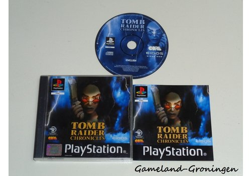 Tomb Raider Chronicles (Complete)