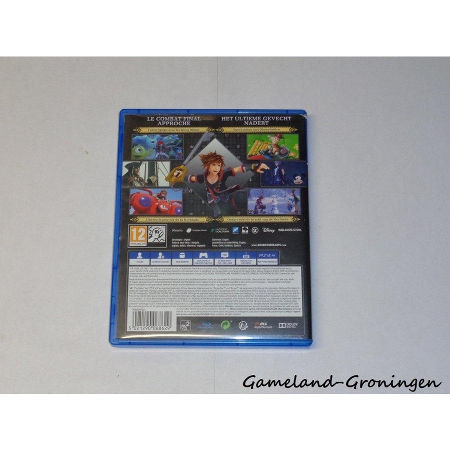Kingdom Hearts III (Compleet)