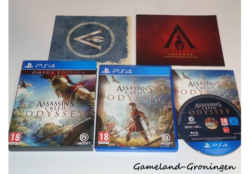 Assassin's Creed Odyssey Omega Edition (Compleet)