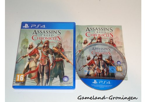 Assassin's Creed Chronicles (Complete)