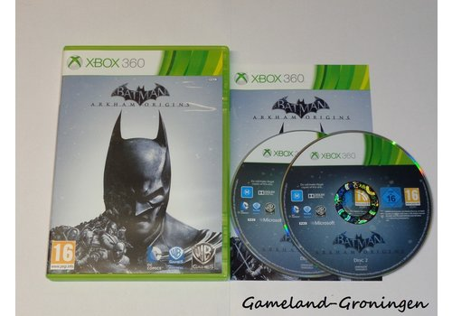 Batman Arkham Origins (Complete)