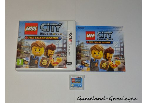 Lego City Undercover The Chase Begins (Complete, HOL)