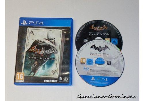 Batman Return to Arkham (Compleet)