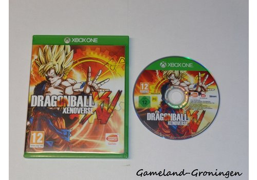 Dragon Ball Xenoverse (Complete)